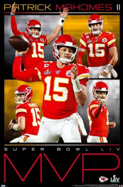 KANSAS CITY CHIEFS -  SUPER BOWL MVP