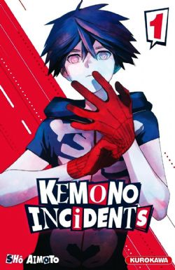 KEMONO INCIDENTS -  (FRENCH V.) 01