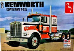 KENWORTH -  1970 CONVENTIONAL W-925 1/25 (MODERATE)