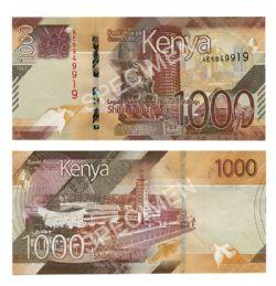 KENYA -  1000 SHILLINGS 2019 (UNC)