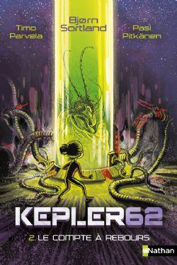 KEPLER 62 -  LE COMPTE À REBOURS 02