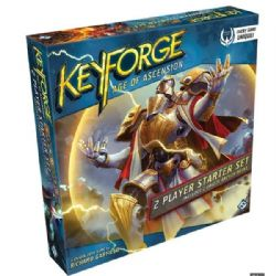KEYFORGE -  2 PLAYER STARTER SET (ENGLISH) -  AGE OF ASCENSION