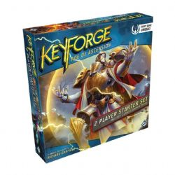 KEYFORGE -  2 PLAYER STARTER SET (ENGLISH) -  AGE OF ASCENSION