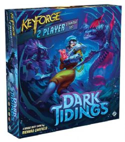 KEYFORGE -  2 PLAYER STARTER SET (ENGLISH) -  DARK TIDING
