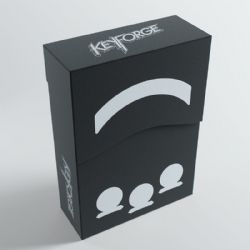 KEYFORGE -  ARIES DECK BOX - BLACK