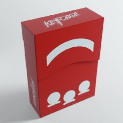 KEYFORGE -  ARIES DECK BOX - RED