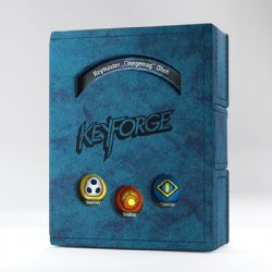 KEYFORGE -  DECK BOOK - BLUE