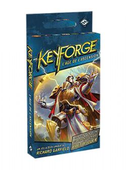 KEYFORGE -  DECK D'ARCHONTE (FRENCH) -  L'ÂGE DE L'ASCENSION
