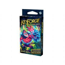KEYFORGE -  DECK D'ARCHONTE (FRENCH) -  MUTATION DE MASSE
