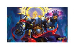 KEYFORGE -  GRIM RESOLVE PLAYMAT (24
