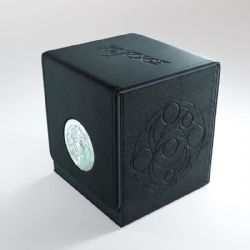 KEYFORGE -  VAULT DECK BOX - BLACK