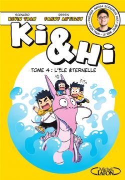 KI & HI -  L'ÎLE ÉTERNELLE 04