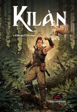 KILAN -  FILS DE L'OLYMPE 01