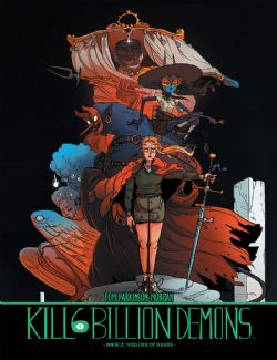 KILL 6 BILLION DEMONS -  WIELDER OF NAMES TP 02