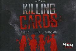 KILLING CARDS -  MAFIA (FRENCH)