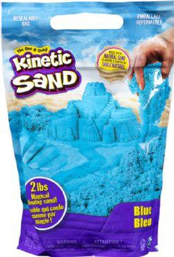 KINETIC SAND -  BLUE (2 LBS)