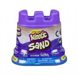 KINETIC SAND -  BLUE (4.5OZ)