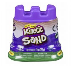 KINETIC SAND -  GREEN (4.5OZ)