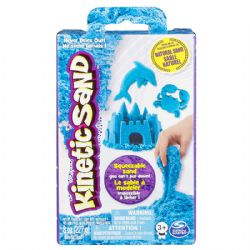 KINETIC SAND -  NEON BLUE (8OZ)