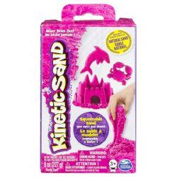 KINETIC SAND -  NEON PINK (8OZ)