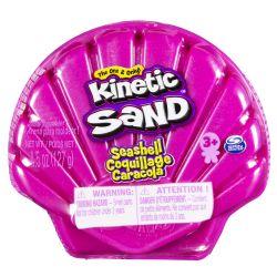 KINETIC SAND -  PINK SHELL (4.5OZ)