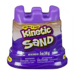 KINETIC SAND -  PURPLE (4.5OZ)