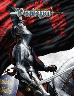 KING ARTHUR PENDRAGON -  CORE BOOK (ENGLISH)