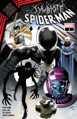 KING IN BLACK -  SYMBIOTE SPIDER-MAN TP