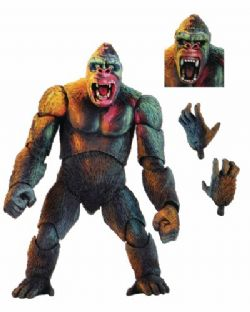 KING KONG -  ULTIMATE EDITION ILLUSTRATED ACTION FIGURE (7