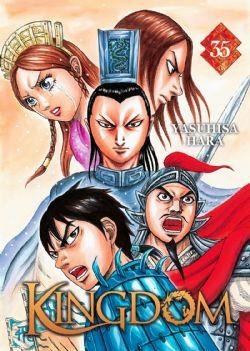 KINGDOM -  (FRENCH V.) 35