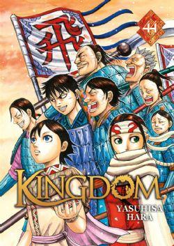 KINGDOM -  (FRENCH V.) 44