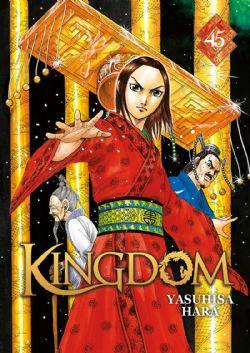 KINGDOM -  (FRENCH V.) 45