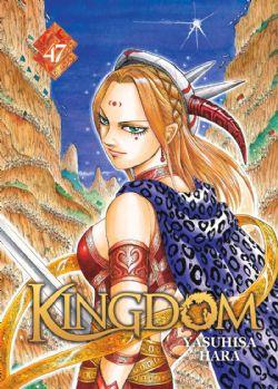 KINGDOM -  (FRENCH V.) 47