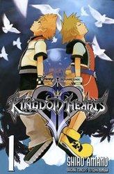 KINGDOM HEARTS -  OMNIBUS -  KINGDOM HEARTS II 01