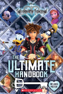 KINGDOM HEARTS -  THE ULTIMATE HANDBOOK