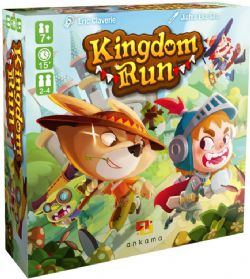 KINGDOM RUN (MULTILINGUAL)