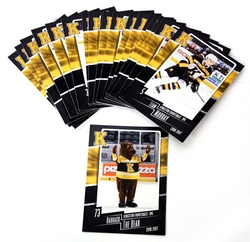 KINGSTON FRONTENACS -  (24 CARDS) -  2016-17