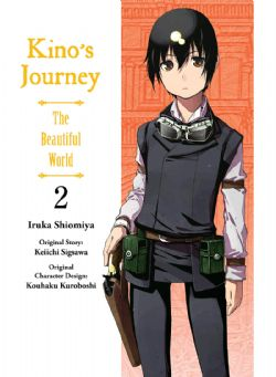 KINO'S JOURNEY: THE BEAUTIFUL WORLD -  (ENGLISH V.) 02