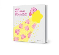 KIRBY -  ART & STYLE COLLECTION - 25 ANS D'ILLUSTRATIONS