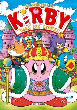 KIRBY -  (FRENCH V.) -  LES AVENTURES DE KIRBY DANS LES ÉTOILES 03