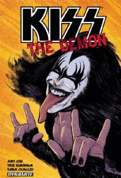 KISS -  THE DEMON -TP-
