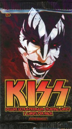 KISS -  TRADING CARD (P7/B12)