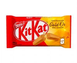 KIT KAT -  CARAMELIZED WHITE - GOLD