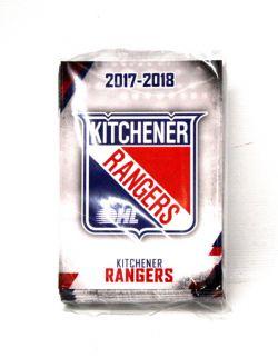 KITCHENER RANGERS -  (24 CARDS) -  2017-18