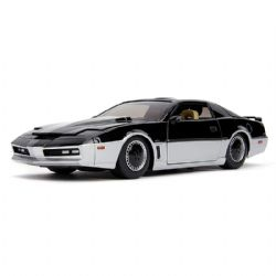 KNIGHT RIDER -  1:24 HOLLYWOOD RIDES KNIGHT RIDER K.A.R.R. WITH LIGHTS