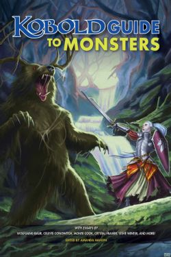 KOBOLD GUIDE TO MONSTERS (ENGLISH)