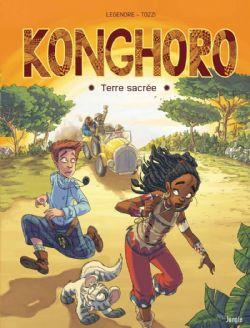 KONGHORO -  TERRE SACRÉE 01