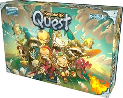 KROSMASTER QUEST -  CORE GAME - KROSMASTER QUEST (FRENCH)