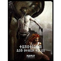 KULT: DIVINITY LOST -  TAROTICUM AND OTHER TALES (ENGLISH)