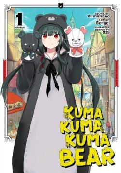 KUMA KUMA KUMA BEAR -  (ENGLISH V.) 01